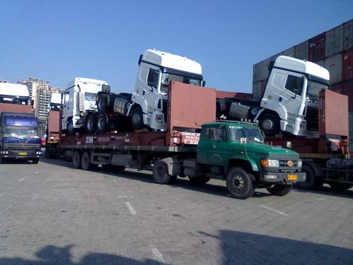 FLAT ROCK CONTAINER SERVICE--FROM SHENZHEN TO CONSTANTA FOR 20FR OWOH BY DIR